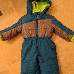 RWay Jackets & Coats - 12 month boys snowsuit